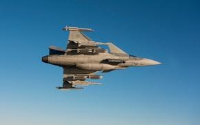 Picture Gripen, JAS 39, You CAN, JAS 39 Gripen, JAS 39C Gripen, Swedish airforce
