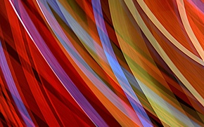 Picture rays, light, line, color, arc