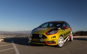 Picture Ford, Fiesta, RallyWays