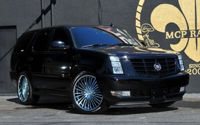 Picture Cadillac, Escalade, Racing, MCP