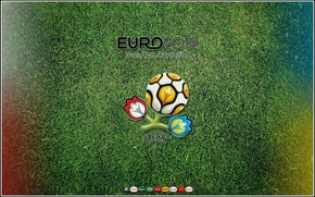 Picture lawn, football, sport, EURO2012