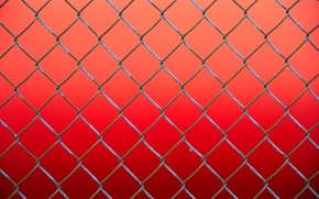 Wallpaper background, the fence, color