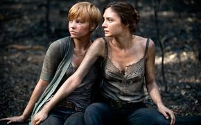 Picture The Walking Dead, Walking, Episode 6, Season 6, Christine Evangelista, Liz Morgan