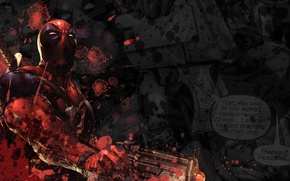 Picture Deadpool, Marvel, Deadpool, comic, comics, Wade Wilson, Marvel, Wade Wilson