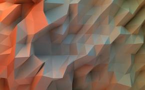 Picture light, color, texture, the volume, face, edge