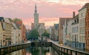Picture city, Brugge, Europa, metropolis