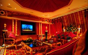 Picture sofas, comfort, hotel, burg, arab