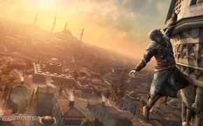 Wallpaper Creed, Assassins, Revelations, Super