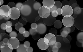 Picture circles, abstraction, patterns, circles, patterns, bokeh, bokeh, 1920x1080, abstraction