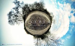 Wallpaper progrock, Anathema, 2012, album, Weather systems