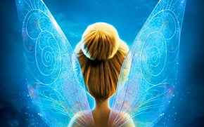 Picture fantasy, wings, tinkerbell