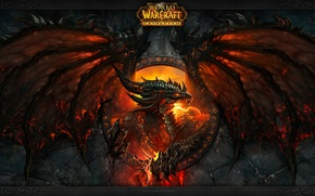 Picture cataclysm, Deathwing, deathwing