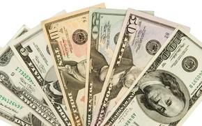 Wallpaper variety, money, dollar