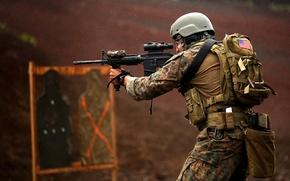 Picture United States Marine Corps, POHAKULOA TRAINING AREA