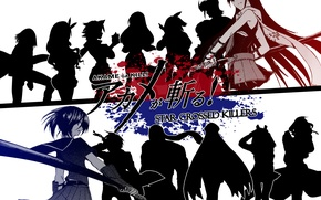 Picture anime, Akame, Akame Ga Kill, ongoing2014.