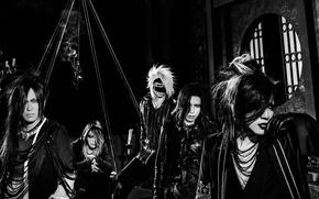 Picture Japan, boys, Kai, Aoi, j-rock, To uruh, Visual kei, Reita, Ruki, Dogma, the gazette