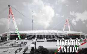 Picture wallpaper, sport, Italy, football, Juventus Stadium