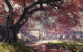 Picture Trees, Game, Shadow Warrior 2