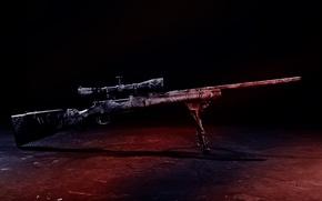 Wallpaper sight, rifle, sniper