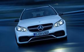 Picture Mercedes, E63 AMG, Estate