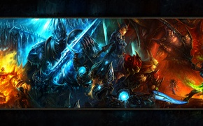 Picture World of Warcraft, Blizzard, Warcraft, Epic WoW