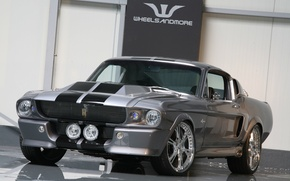 Wallpaper gt500, shelby, cobra, ford, eleanor, mustang