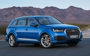 Picture Audi, Audi, quattro, crossover