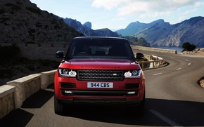 Picture Range Rover, Dynamic, SVAutobiography