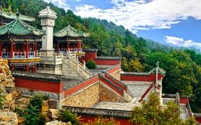 Picture China, China, Beijing, Beijing, Summer Palace, Summer palace