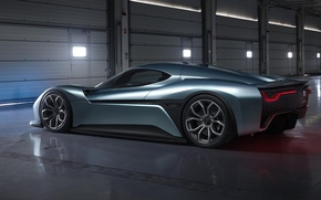 Picture car, logo, supercar, design, electric, automobiles, chinese, technology, electric car, Super car, Nio EP9, automobile …