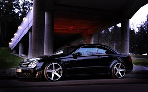 Picture AMG, BLACK, CLK63, CW-5, ONCAVE
