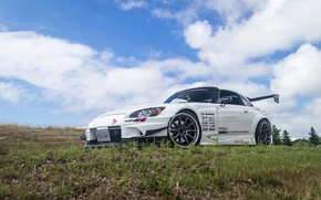 Picture Honda, White, S2000, Tuning