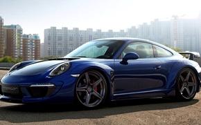 Picture Machine, Tuning, Car, Porsche, Porsche 911, Carrera, New, Tuning, Ball Wed