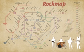 Picture metro, directions, rockmap