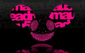 Picture Music, Smile, Background, Logo, Electro House, Deadmau5, Mouse, Progressive House, Deadmaus, Ears