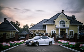Picture toyota, jzx100, chaser, tourerv