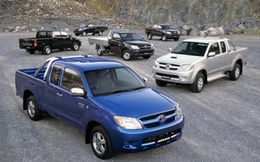 Picture Japan, Machine, Japan, Toyota, Car, Pickup, Auto, Hilux, Car, Wallpapers, SUV, Toyota, Hilux, Picup