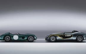 Picture Concept, retro, Aston Martin, sport, race, the car, Speedster, CC100
