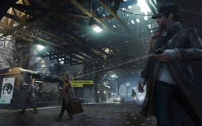 Picture Aiden Pearce, iphone, Watch Dogs, Phone, phone, Watchdogs, ubisoft