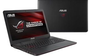 Picture Hi-Tech, Asus, Rog, Personal Computer, G750