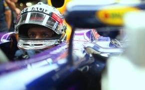 Picture Look, Wallpaper, Formula 1, Formula 1, Red Bull, Vettel, The car, Wallpaper, Champion, Sebastian, Focus, …