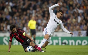 Picture football, Milan, real madrid, football, Ronaldo, ronaldo, Real Madrid, gattuso, ac milan, Gattuso