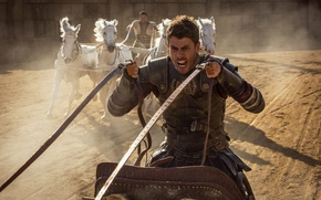 Picture earth, cinema, soldier, wood, race, man, speed, fight, movie, leather, rome, battle, film, powerful, Paramount ...