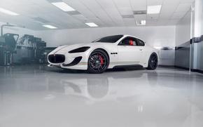 Picture Maserati, Turismo, Gran, Wheels, Strasse