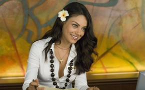 Picture smile, the film, actress, Kunis, Forgetting Sarah Marshall, Mila, In the span