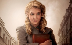 Picture Sophie Nelisse, Sophie Of Nelis, The book thief, The Book Thief