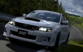 Picture road, sti, gt5