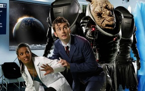Picture space, earth, planet, window, alien, costume, alien, hospital, Rhino, nurse, Doctor Who, Bathrobe, Doctor Who, …