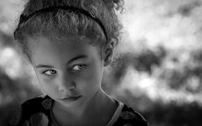 Picture portrait, girl