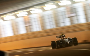 Picture McLaren, race, formula 1, Mercedes, the tunnel, Monaco, Motorsport